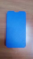 Чехол - книжка для ThL T200/T200C Синий., фото 1