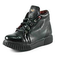 Ботинки демисез женск RENDI RD-007kl черный