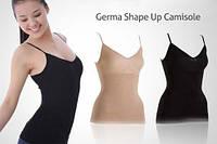 Корректирующая утягивающая майка-корсет без рукавов для женщин Germa Shape Up Camisol (Герма Шейп Ап Камизол)