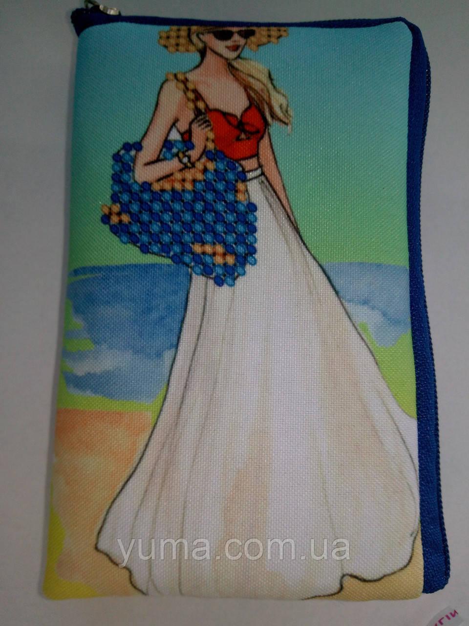 Чехол для вышивки бисером 28 9на15 см