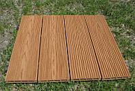 Террасная доска Lite Lite Wood Венге, Натур, Графит, Терракот