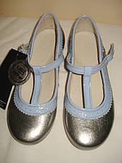 Туфли детские кожаные Marks & Spencer, оригинал, размер 29, фото 2