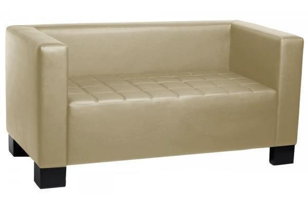 Офисный диван Спейс 150 см мадрас голд беж