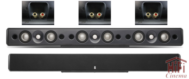 Revel LCR 8 звуковая панель объёмного звучания