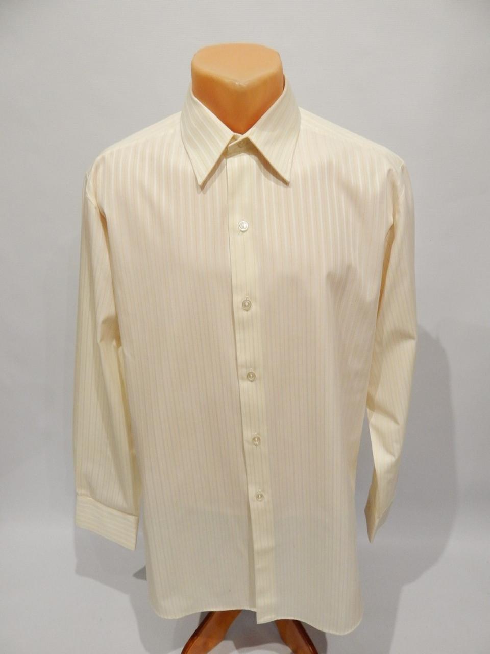 Мужская рубашка  длинным рукавом Seidensticker vestan  оригинал 029ДР р.50