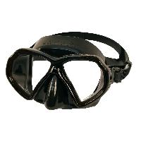 Маска для плавания Beuchat X-Contact 2; чёрная бушат икс контакт 2
