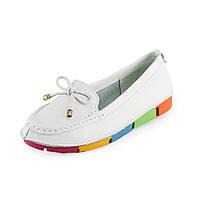 Мокасины женские Allshoes 1957 белый