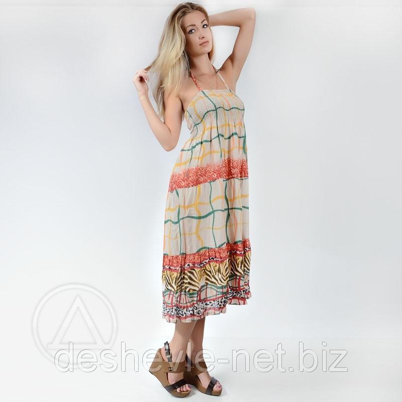 Купить Женский Сарафан Платье