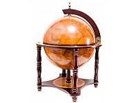 Глобус бар на 4 ножках (42х42х57 см) ( 23794)