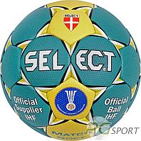 Гандбольный мяч SELECT MATCH SOFT IHF (размер 3)