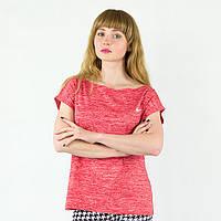 Женская трикотажная футболка Nike батал