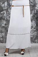 Юбка женская летняя длинная №338