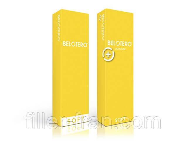 Гиалуроновый филлер Belotero Soft (Белотеро Софт)