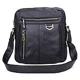 Зручна чоловіча сумка на плече 1011A, фото 2