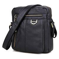 Удобная мужская сумка на плечо