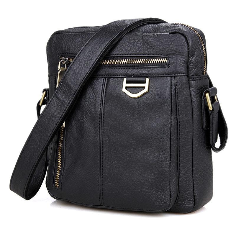 Зручна чоловіча сумка на плече 1011A