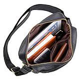 Зручна чоловіча сумка на плече 1011A, фото 8
