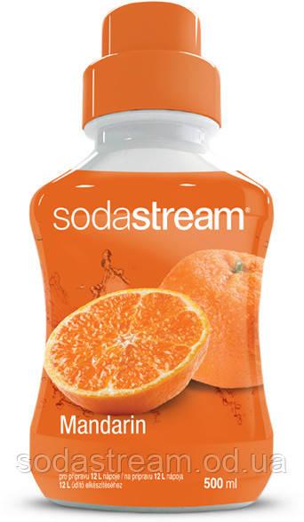 SodaStream сироп Mandarinka (Мандарин) 500 мл.