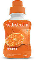 SodaStream сироп Mandarinka (Мандарин) 500 мл., фото 1