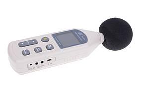 Измеритель уровня шума BENETECH GM1356, фото 2