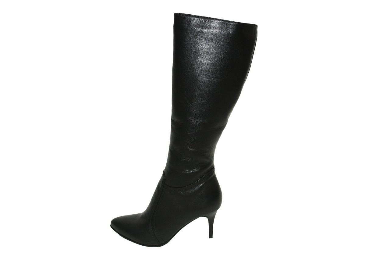Сапоги на шпильке (кожа) / Women's shoes 80106-03