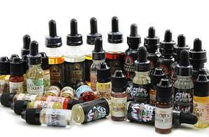 Жидкости для электроных сигарет