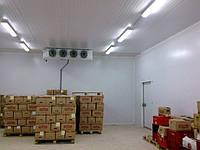 холодильные камер промышленного назначения