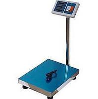 Электронные Весы 150 кг, Торговые весы 150 кг, Напольные Весы, Весы до 150кг, Весы со стойкой до 150 кг