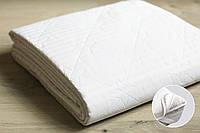 Наматрасник стеганый с резинкой по 4-м углам, ткань - бязь, фото 1