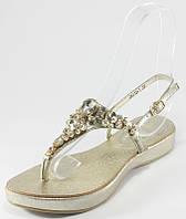 Босоножки женские Sopra JK813-1 золотой