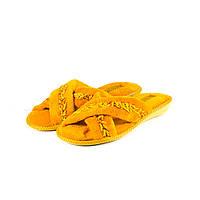 Тапочки комнатные женские Белста 824 С73 оранжевый