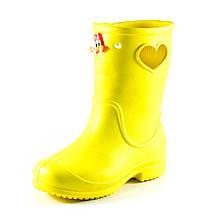 Сапоги детские Jose Amorales 116613 желтый