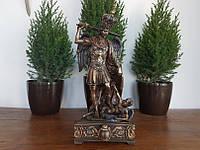 Коллекционная статуэтка Veronese Архангел Михаил борется с дьяволом WU029