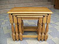Табуретки деревяні 3 в 1 (3108)