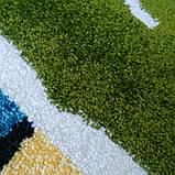 """Ковер детский зеленый """"футбольное поле"""" 2.00х3.00 м., фото 2"""