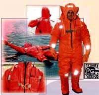 Гидротермокостюмы спасательные