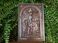 "Картина Veronese ""Распятие Иисуса"" (15*23 см) 76555A4"