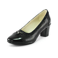 Туфли женские Vakardi V119 ч-л черные