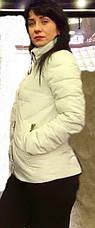 Курточка женская короткая  весенне-осенняя р. 48-58, фото 2