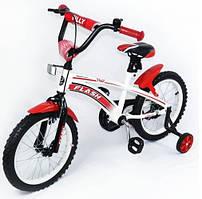 """Велосипед двухколесный Tilly Flash 16"""" цвета в ассортименте"""