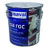Лак для камня Иза-Рок 4л ISAVAL фасадный гидроизоляционный «мокрый эффект»