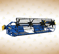 Жатка зернобобовая ЖБВ под КПС – 5Г, КПС – 5Б, Е – 301, Е – 302, Е – 303, Е – 304, Д – 101А.