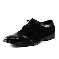 Туфли мужские MIDA 11734-105 черный