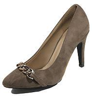 Туфли женские Vivien Q4-860т коричневый