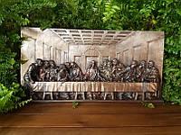 """Фреска Veronese """"Тайная Вечеря"""" (35*19 см) 75898A4"""