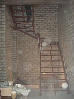 Лестницы простые, каркасы, фото 1