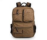 Текстильный мужской рюкзак  9021B, фото 2