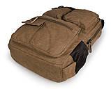 Текстильный мужской рюкзак  9021B, фото 4