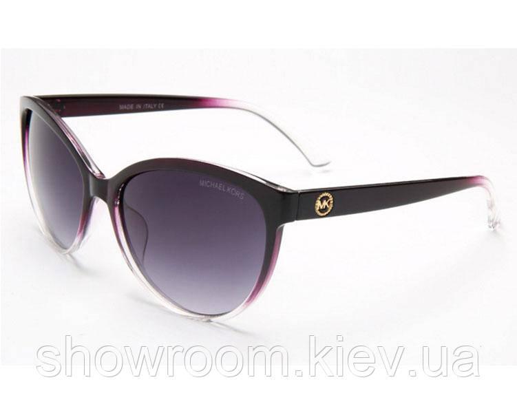 Женские солнцезащитные очки в стиле Michael Kors (2771) purple