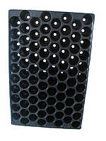 Кассета для рассады 84 ячейки Украина, размер 45 мм